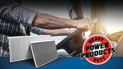 Breathe easy with routine cabin air filter replacements