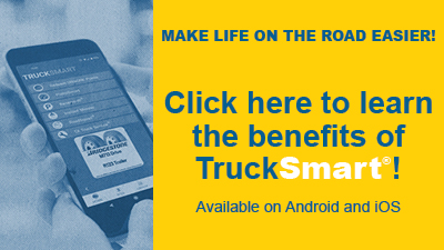 Make Life on the Road Easier with TruckSmart