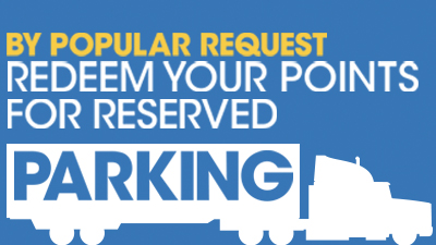 Pay for Parking with UltraONE Points!