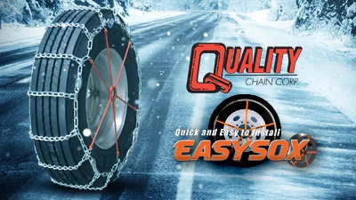 Shop for Snow Chains and Traction Devices at TA Truck Service