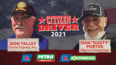 Congratulations to the 2021 Citizen Driver Honorees