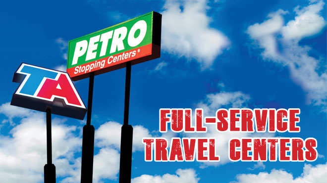 TA/Petro Full-Service Travel Centers