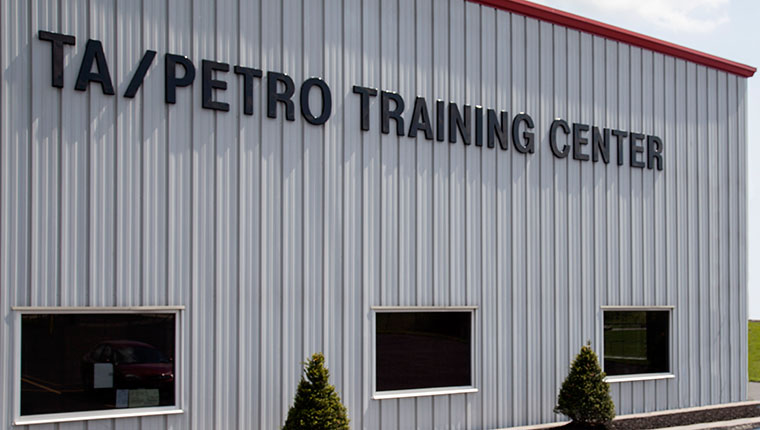 Training programs at TA/Petro