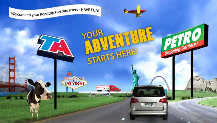 Motorists Rvs Travelcenters Of America