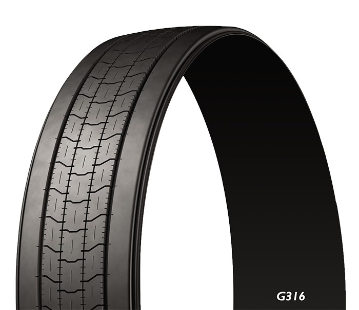 Goodyear Premium Trailer Retread