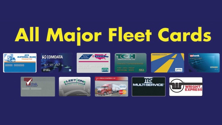 3rd party billing - Fleet Card Service