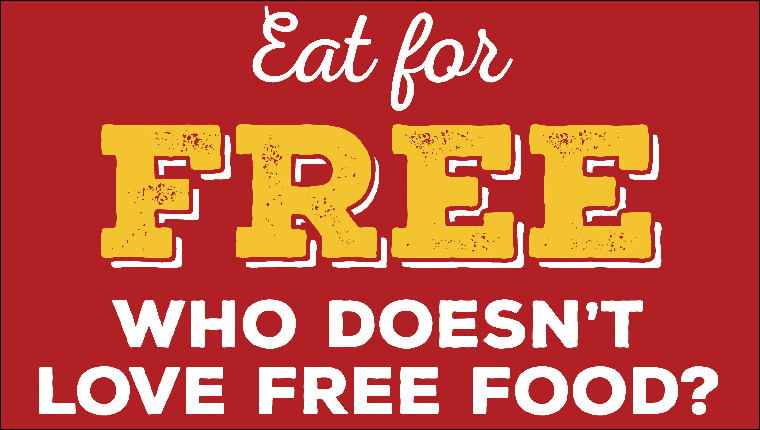 restaurant savings dine six times and your 7th entree is free click to go to sign up page