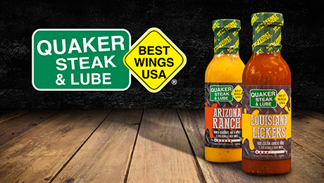 Quaker Steak & Lube Sauce