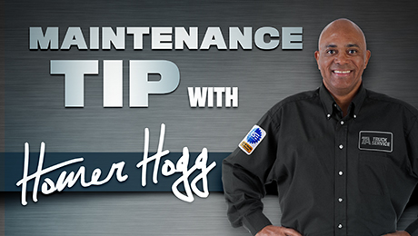 Maintenance Tip