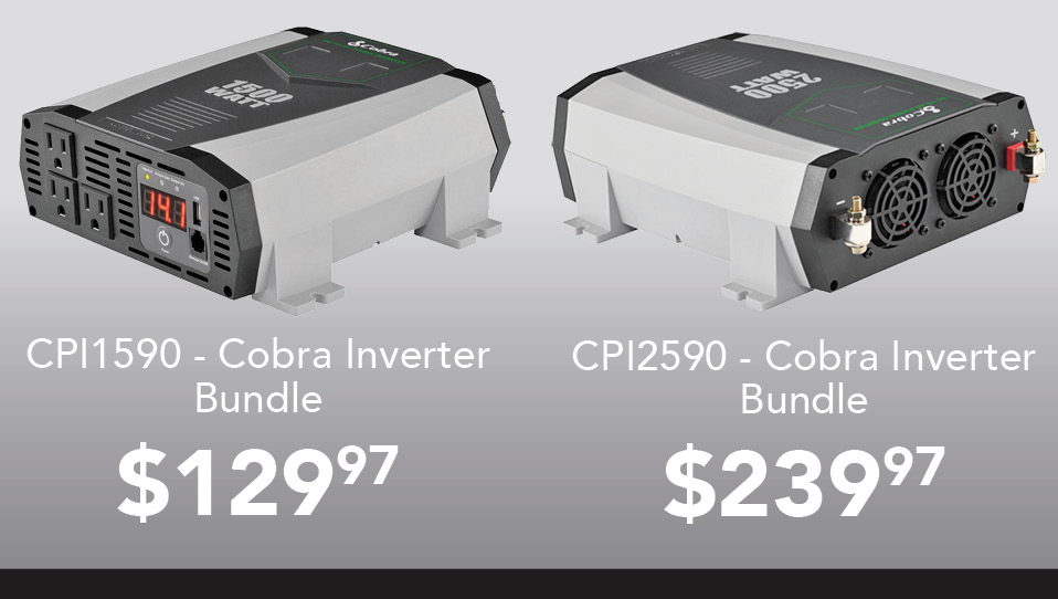 Cobra Inverter Bundle
