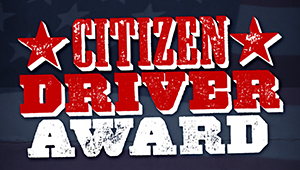 Citizen Driver Award logo