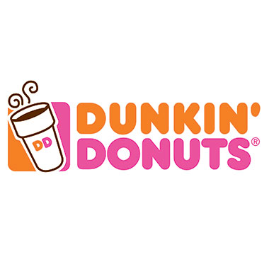 Fast Food Restaurant Dunkin Donuts click to go to https://www.dunkindonuts.com/en