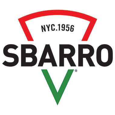 Fast Food Restaurant Sabarro click to go to https://sbarro.com/