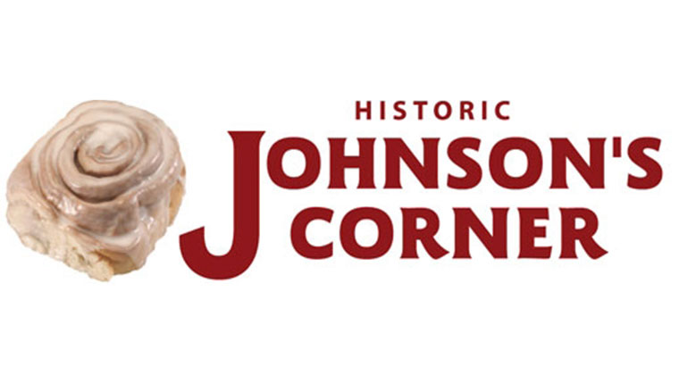 Historic Johnson's Corner Restaurant logo click to go to http://www.johnsonscorner.com/