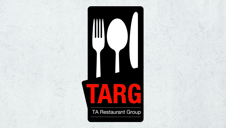 TA TravelCenters of America Restaurant Group logo click to go to https://www.ta-petro.com/savings