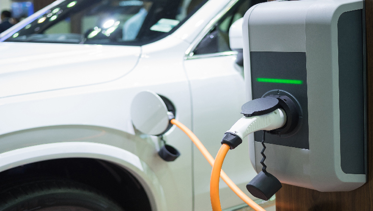 alternative fuels electric charging station