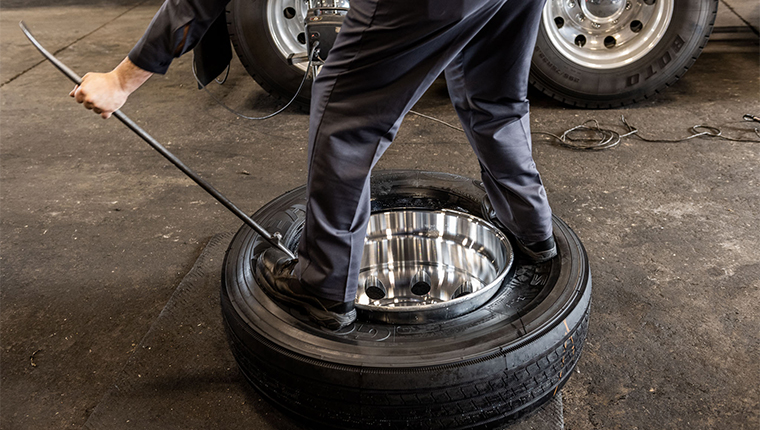 tire service and sales