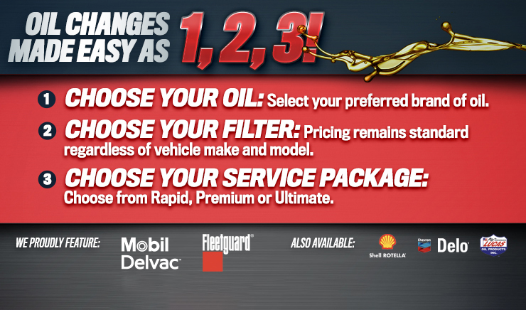 Truck Oil Change Packages | TravelCenters of America