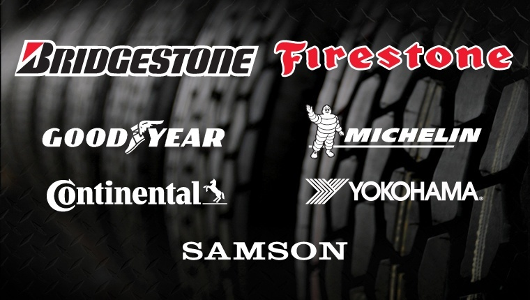 Top tire brands available