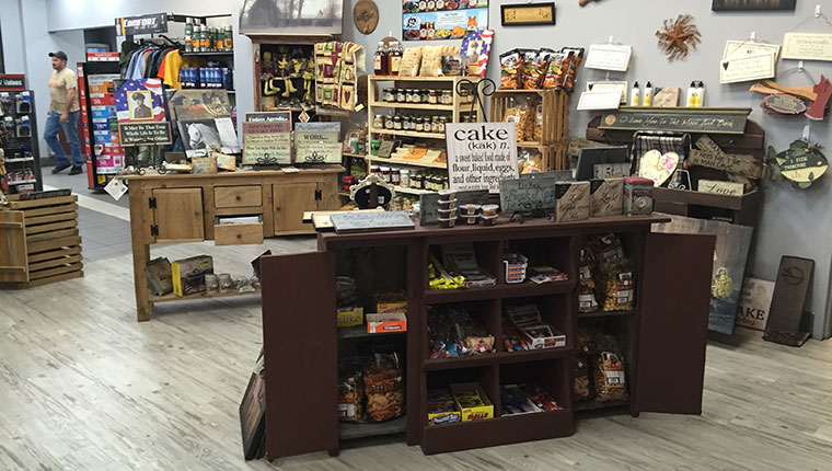 Country Stores Travelcenters Of America