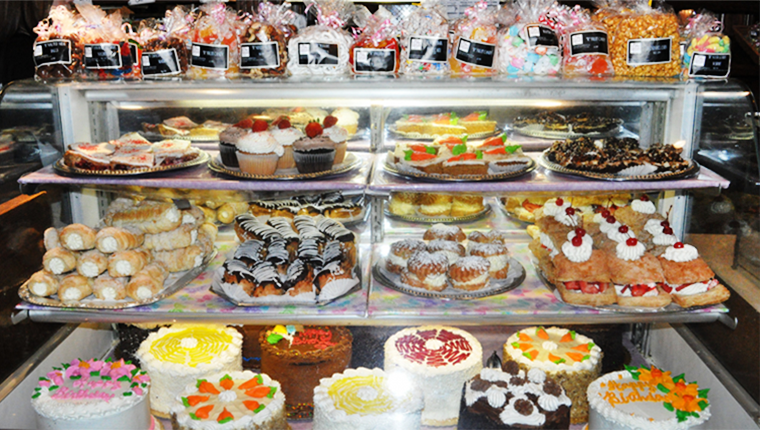 r place bakery products click to go to the bakery menu