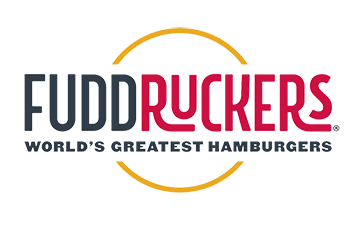 Fuddruckers World's Greatest Hamburgers logo click to go to http://www.fuddruckers.com/