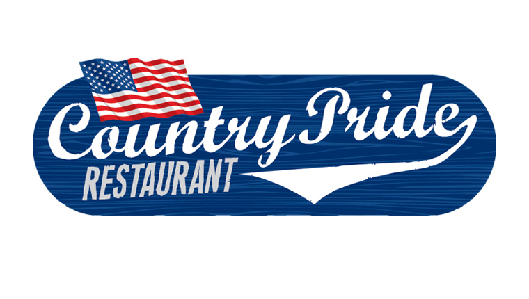 country pride restaurant logo