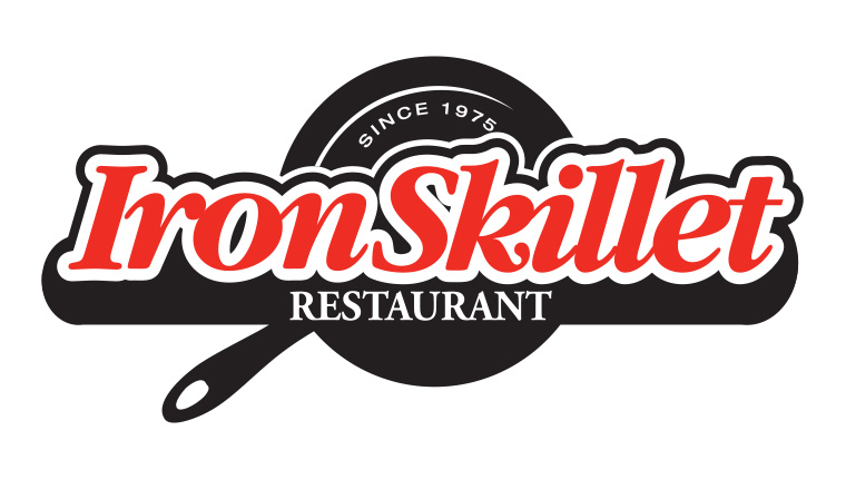 Petro Iron Skillet fresh food Restaurants Logo click to go to https://www.ta-petro.com/amenities/restaurants/iron-skillet