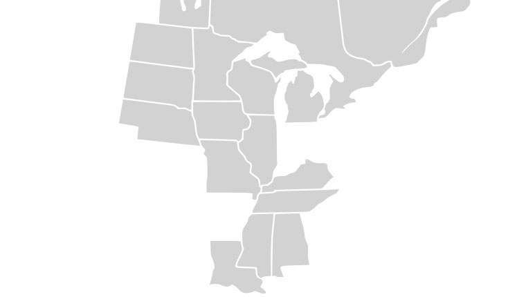 Central US & Canada