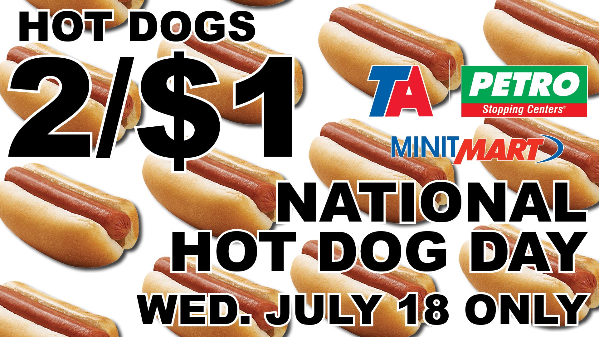 National Hot Dog Day Is Quickly Approaching On Wednesday July 18 Obviously The Question On Everyones Minds Is Is This Sandwich Day Or Not